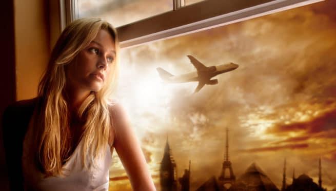 medo de voar
