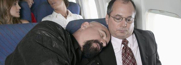 Não consegue dormir no avião?