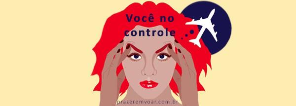 Controle #PrazerEmVoar